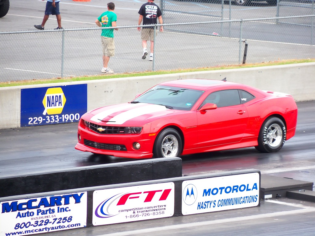builds 735rwhp, YSi blown 10 second 1/4 mile 2010 Camaro monster