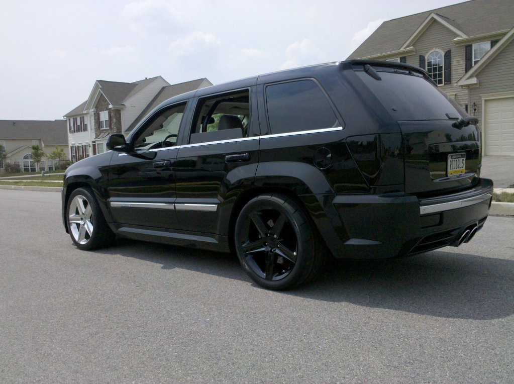 You Dont Want To Mess With This SRT8 Jeep  Vortech