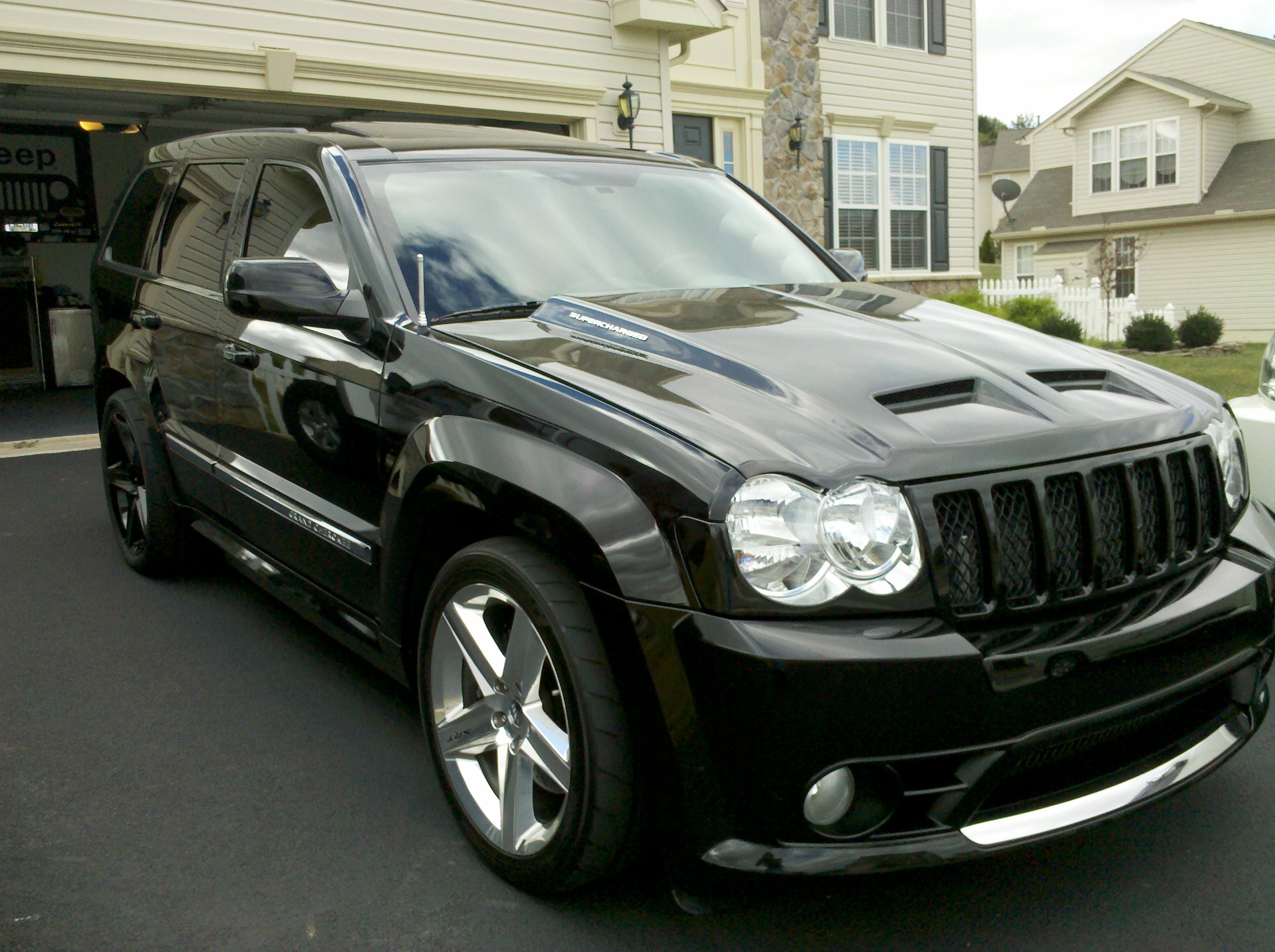 keoni continues to push the limits in his srt8 jeep. Black Bedroom Furniture Sets. Home Design Ideas