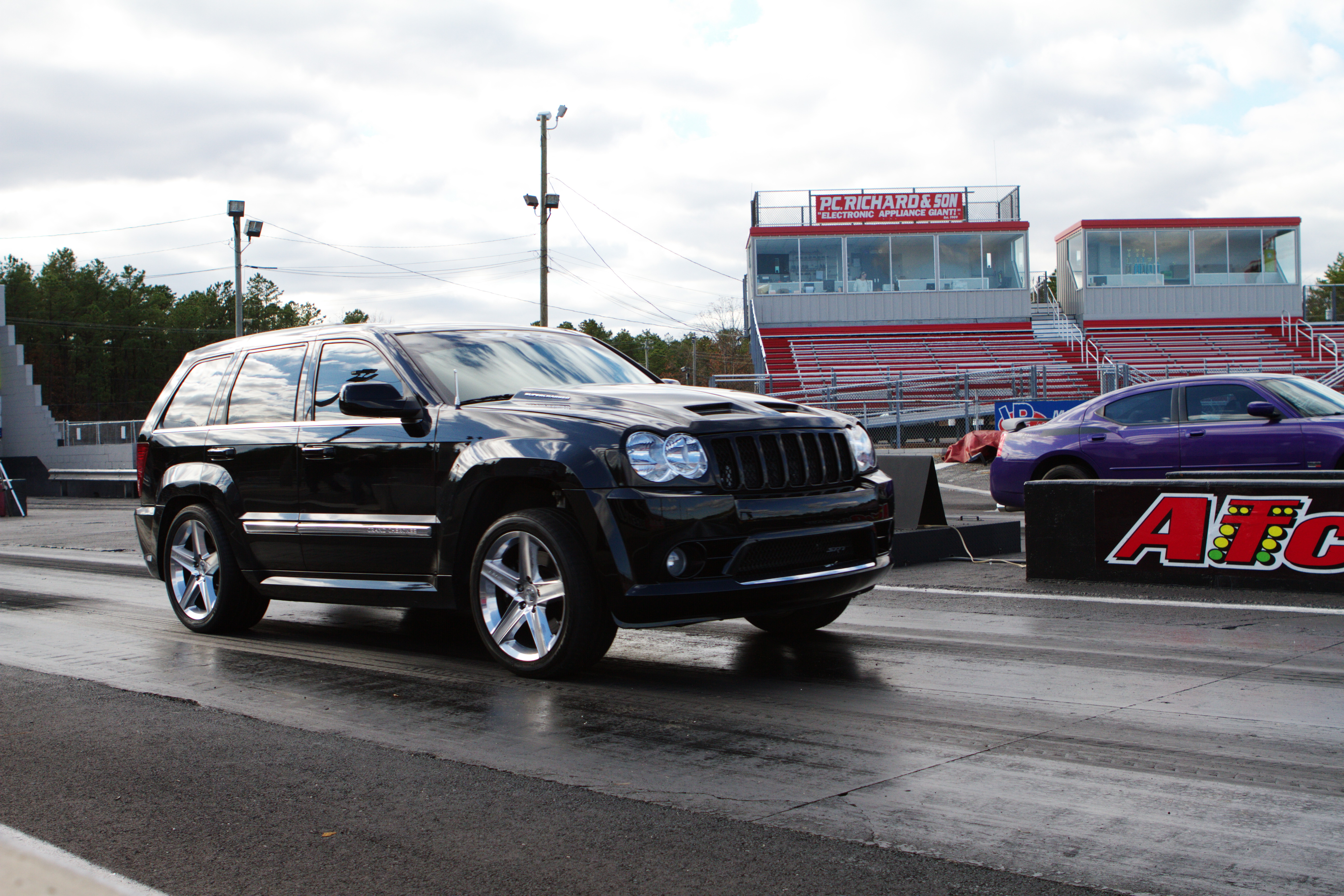 Jeep Grand Cherokee SRT8 Supercharger