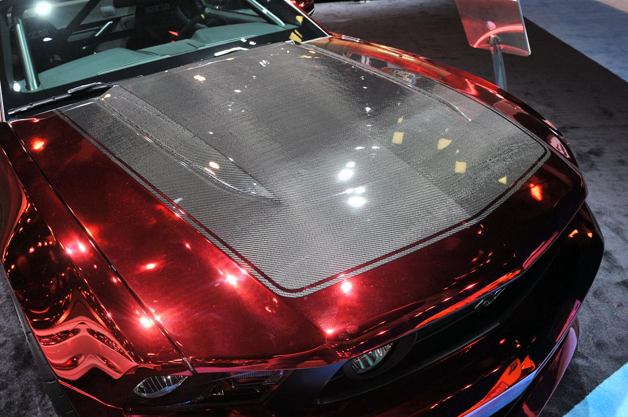 Sema Spotlight Creations N Chrome S Boy Racer Lights