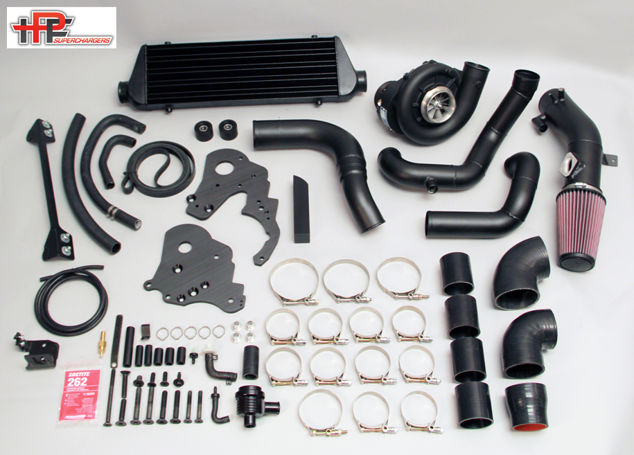 IPF Tuning V6 Camaro Supercharging System Now Available