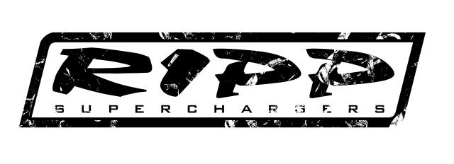 RIPP Superchargers Logo