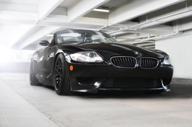 """""""Rated M"""" VF Enginerring Supercharged BMW Z4M"""