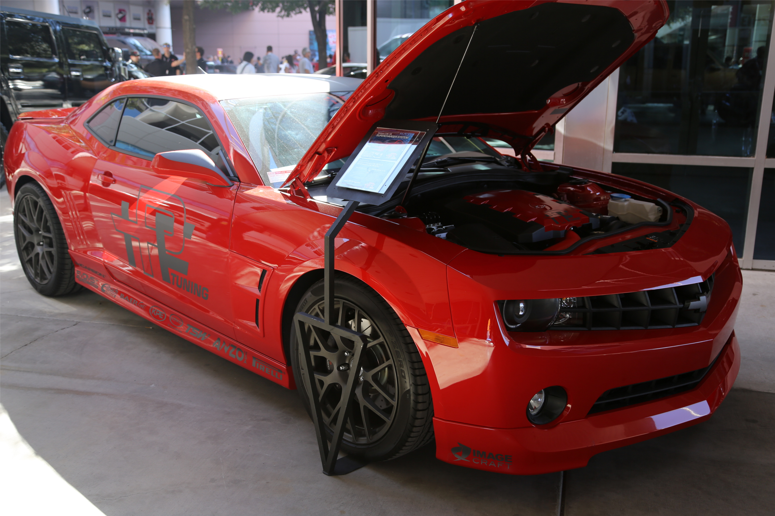 2012+Camaro+V6+Supercharger IPF Tuning's Supercharged V6 Camaro