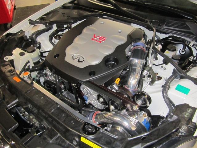 Steve S.'s Vortech V-3 Supercharged G35