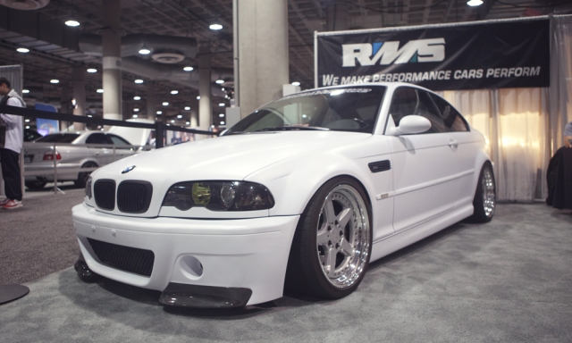 RMS Supercharged 3 Series BMW
