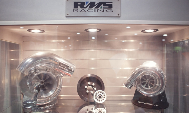 RMS Booth at the L.A. Auto Show