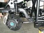 Top Notch's Rear Suspension & Brakes