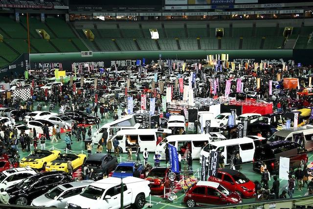 Fukuoka Custom Car Show 2013