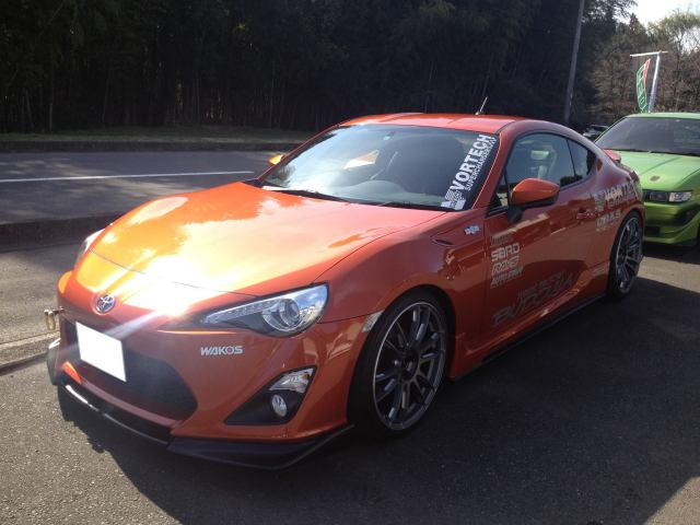 Tuning Factory Budouya Vortech V-3 supercharged Toyota FT86