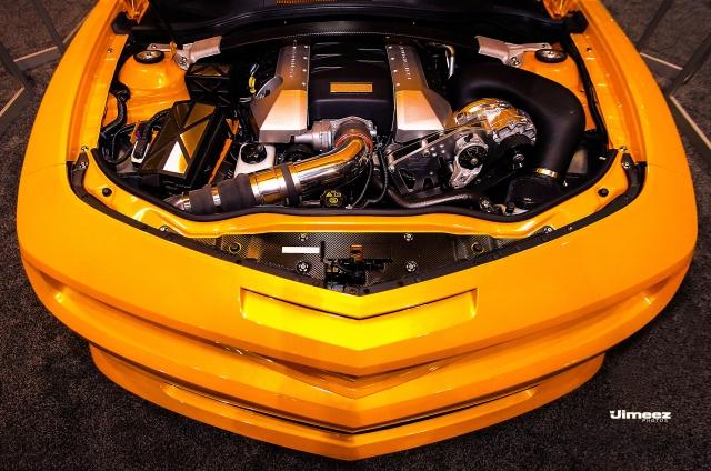 Rick Bottom's Vortech Supercharged XTC800 Camaro SS Convertible