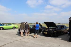 Rockstar Garage Vortech Supercharged 6.4L 392 HEMi Challenger