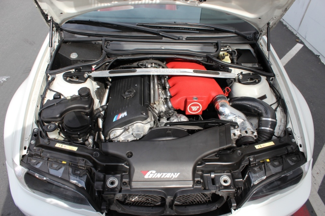 Gintani Supercharged E46 M3 Convertible