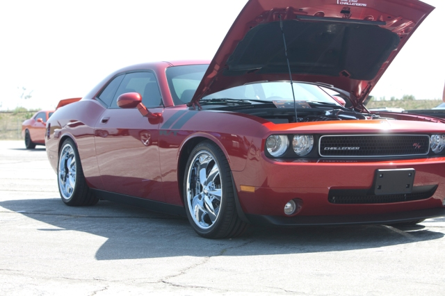 Trace & Johnathan's Vortech Supercharged Challenger R/T