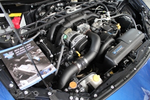 Vortech's V-3 H67B Supercharged Scion FR-S