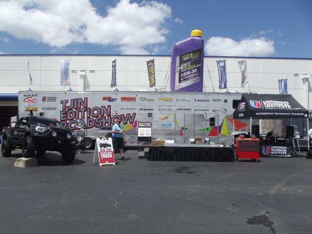UTI Torque Meet Tour Orlando