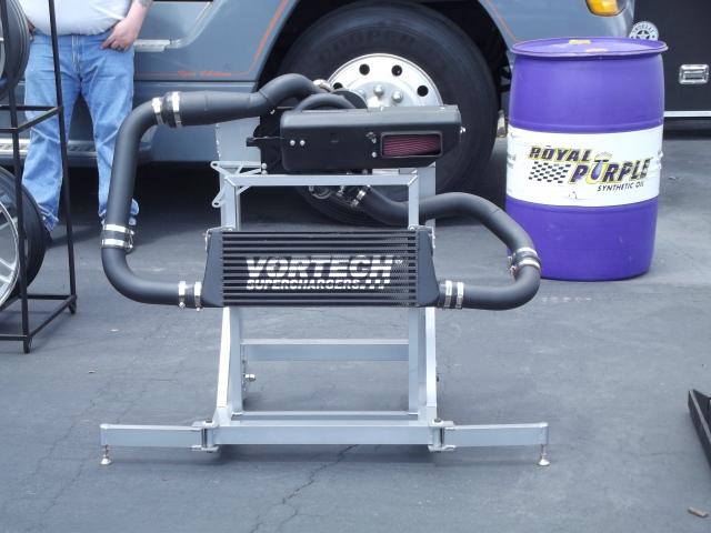 Vortech FR-S & BRZ Supercharging System Display