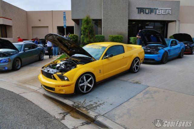 Joe's Paxton NOVI 2200 Supercharged Mustang GT