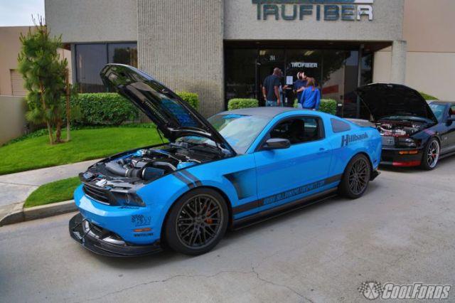 Ashton S's Vortech Supercharged 5.0L Mustang GT