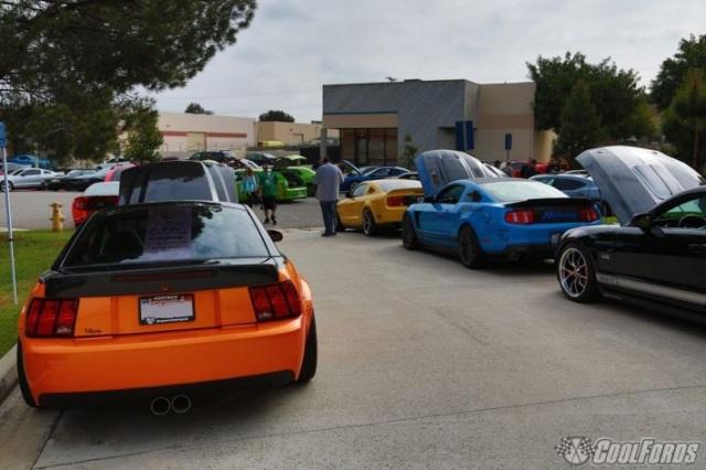 Ernie A's Custom Targa Top Vortech Ti Supercharged Mustang GT