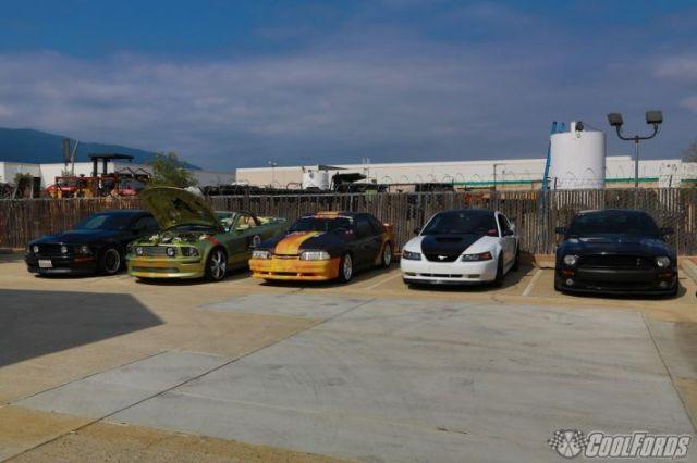 "Thomas' Paxton NOVI 2200 Supercharged ""Gator"" S197 Mustang GT Convertible"