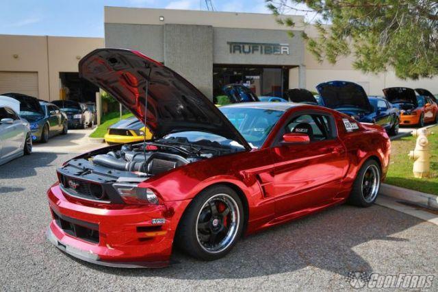 "Vortech V-3 Si Supercharged ""Boy Racer"" 5.0L Mustang GT"