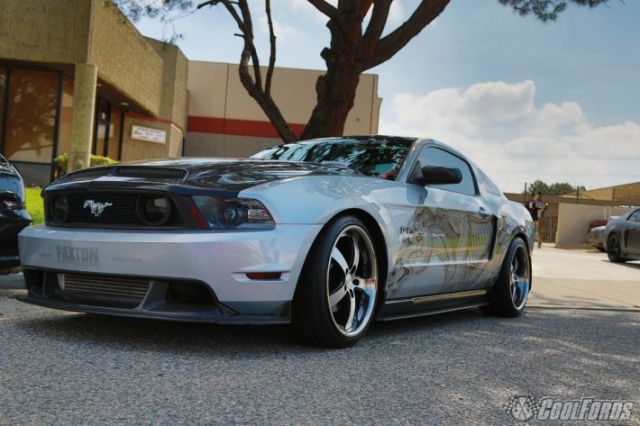 Daniel's Paxton NOVI 2200 Supercharged 2010 Mustang GT