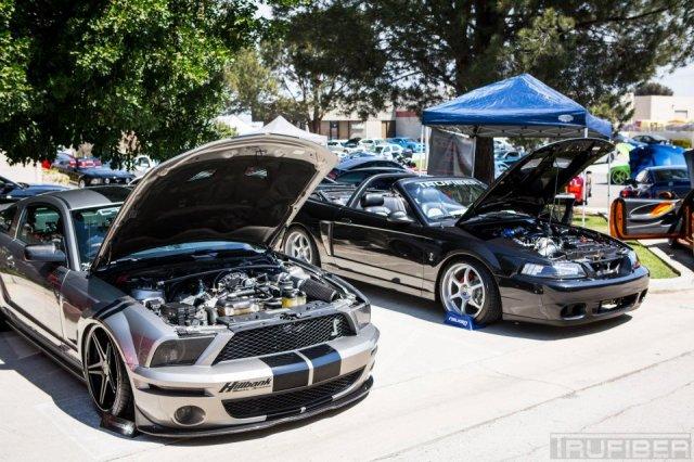 Junior's Paxton NOVI Supercharged Cobra