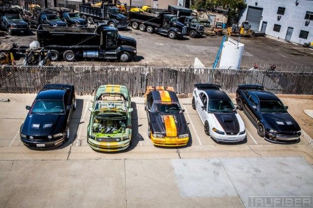"Thomas' Paxton NOVI 2200 Supercharged ""Gator"" S197 Mustang GT Convertible8985081_n"