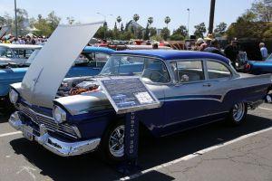 Bob's Paxton NOVI 1200 Supercharged 1957 Custom 300 Tudor Sedan