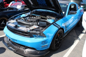 Ashton S' Vortech V-3 Si Supercharged Hillbank Motorsports Mustang GT
