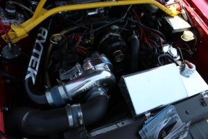 Charles P's Vortech V-1 Supercharged 2V Mustang GT