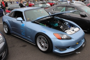 Comptech Supercharged S2000 using Paxton NOVI 1000