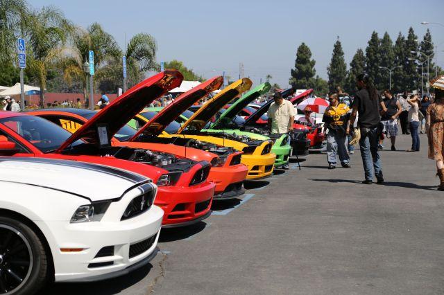 Fabulous Fords Forever 2013