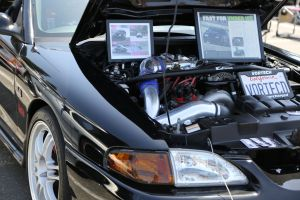 Eddie Z's 4.6 4V-Swapped & Vortech V-3 Supercharged SN95 GT