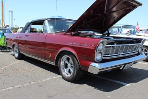 Vortech V-4 X Supercharged 65 Galaxie 500