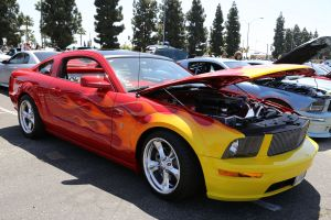 Vortech V-2 Supercharged IH8RED S197 Mustang GT