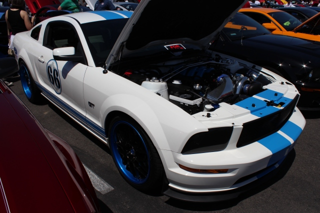 Vortech V-2 Supercharged Order 66 S197 Mustang GT