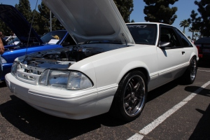 Jeremy A's V-7 YSi Supercharged, 800+RWHP Fox Body Triple Threat