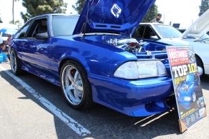 Matt G's 1,000+RWHP V-7 YSi Supercharged insane Fox street car