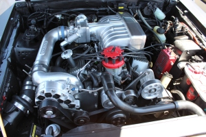 Max S's Vortech V-1 Supercharged Fox Body Mustang