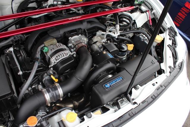 Migel's Vortech V-3 H67B Supercharged FR-S