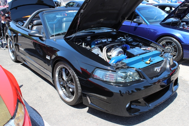 Mike H's Vortech V-2 Supercharged Mustang GT