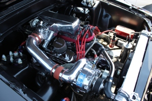 Performance Associates Vortech V-1 T Supercharged Fox Mustang GT