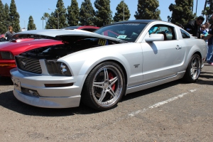 SD Stangs Vortech V-2 Supercharged V6 Mustang