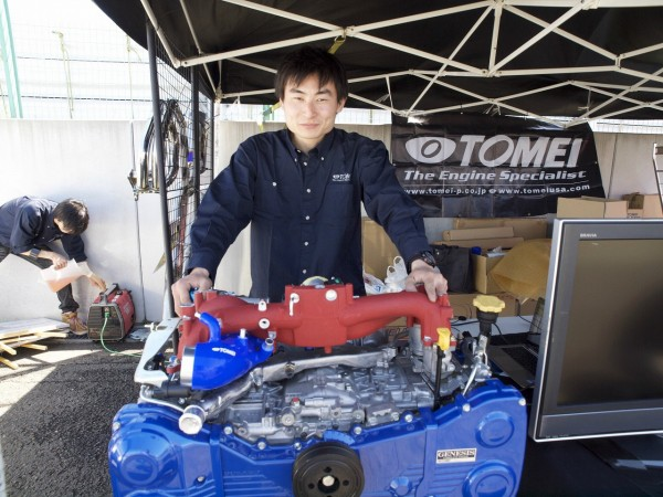 Tomei Powered @ Hyper Meeting - Tsukuba Circuit 2013