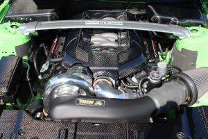 TruFiber's Paxton NOVI 2200 Supercharged 2013 GT Convertible