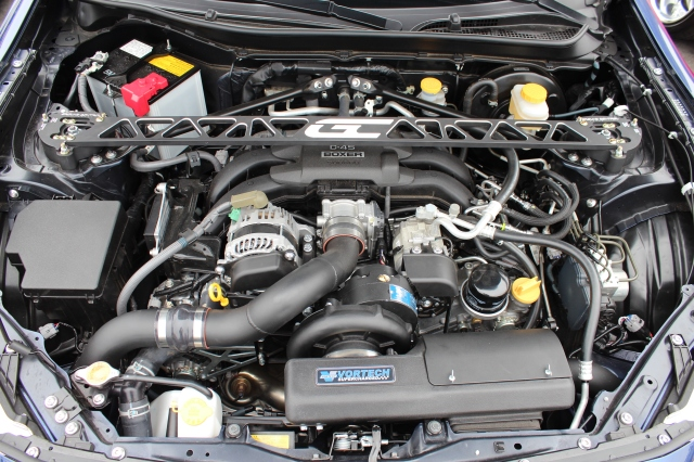 Vortech V-3 H67B Supercharged Scion FR-S