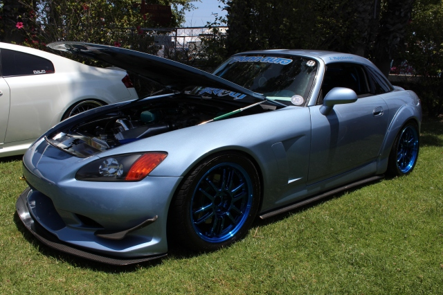 Comptech/Paxton NOVI Supercharged S2000